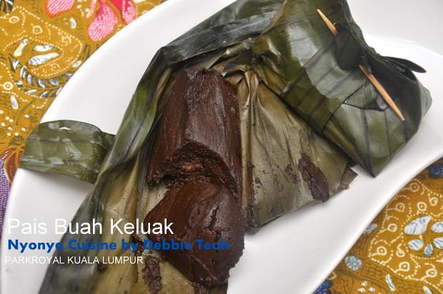Nyonya Cuisine by Debbie Teoh PARKROYAL KUALA LUMPUR 7