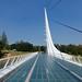 Sundial Bridge walking platform