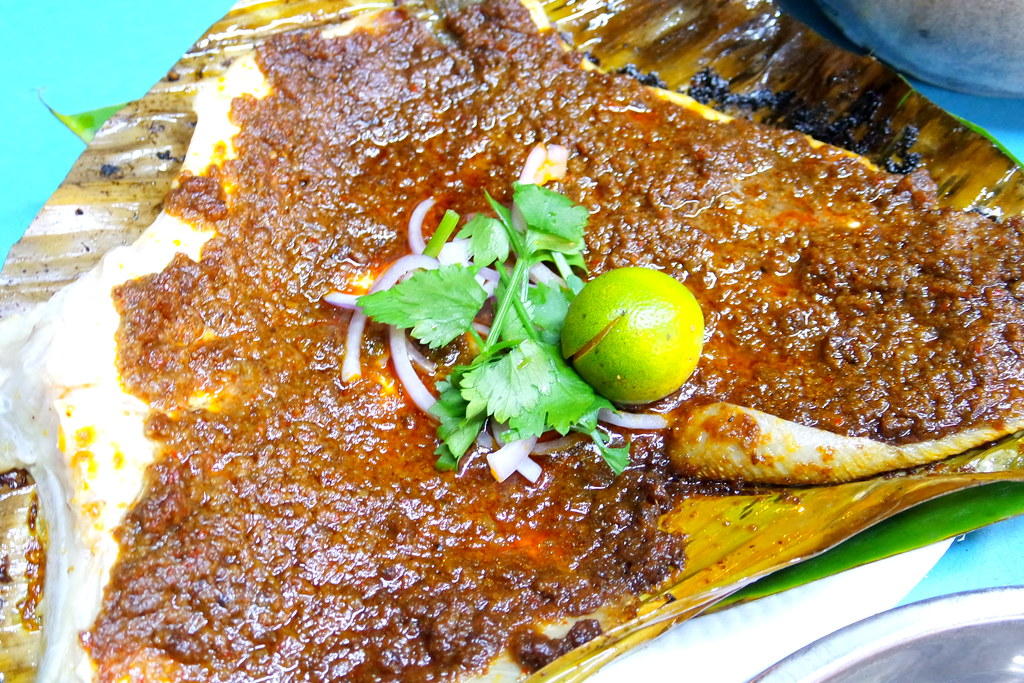 Hong Chang Eating House: BBQ Stingray
