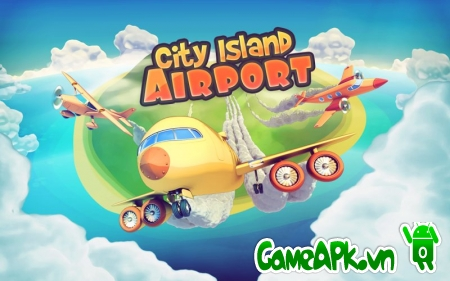City Island: Airport Asia v2.1.0 hack full tiền cho Android