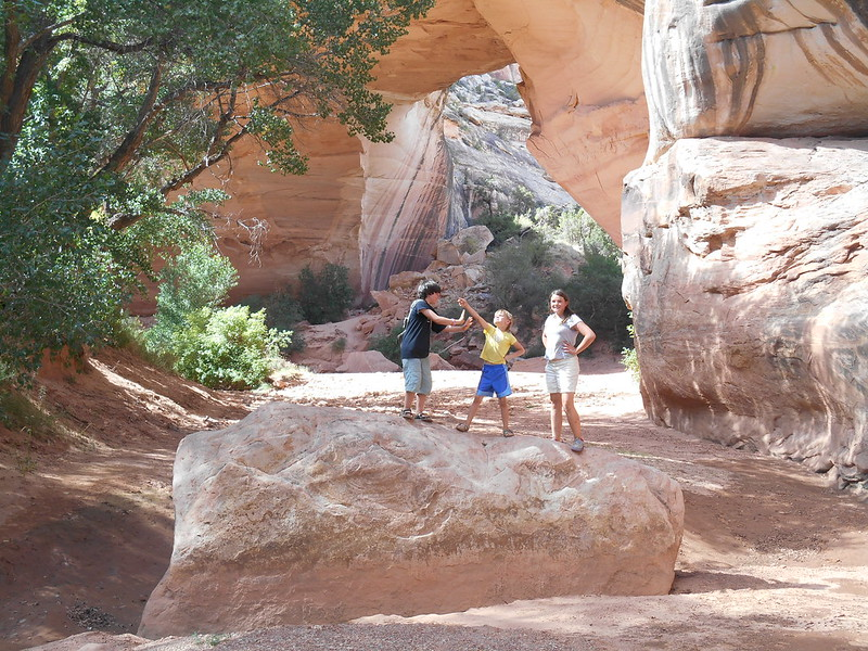 Natural Bridges National Monument, Utah (46)