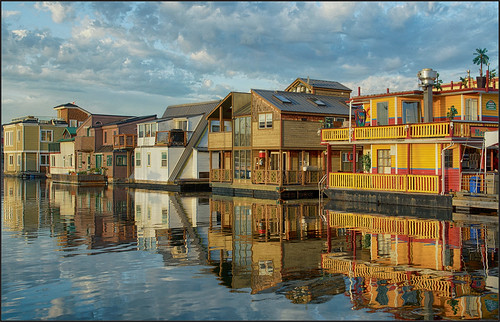 canada colors architecture colours victoria vancouverisland fishermanswharf hdr architectuur