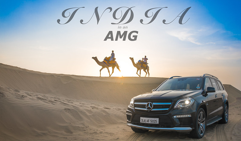 India in an AMG
