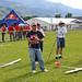 F5B US team Steve Neu, helper, Steve Manganelli TM, Lenny Keer