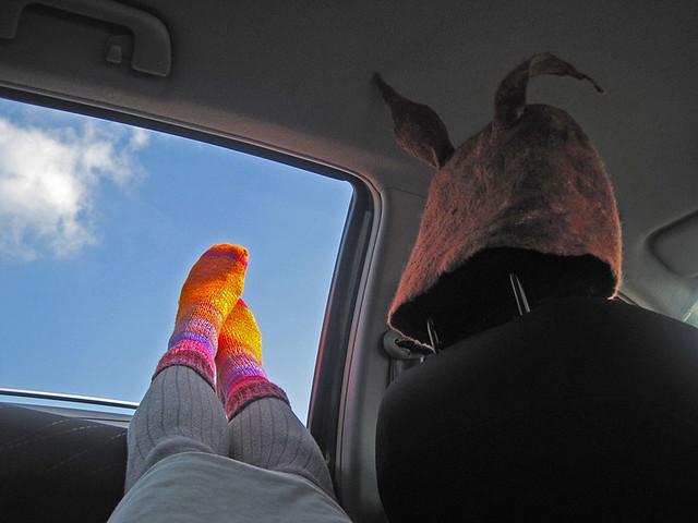 voeten-uit-window