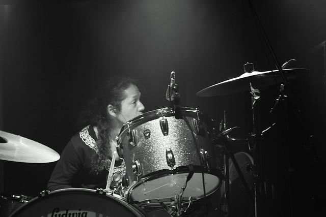 ROUGH JUSTICE live at 獅子王, Tokyo, 24 Sep 2014. 054