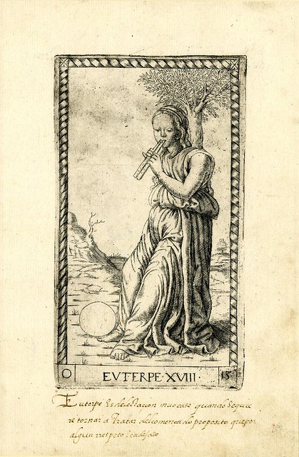 011-Euterpe-Tarot Mantegna-© The Trustees of the British