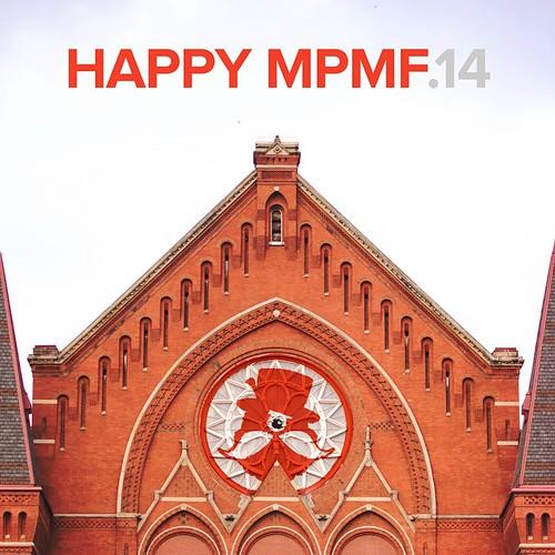 Happy MPMF.14!