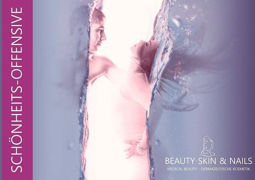 Mit unserer Schönheits-Offensive strahlend schön in den Frühling. Tolle Beauty-Angebote für SIE und IHN. Rollt die Zeit zurück mit der Schönheits-Offensive von Beauty Skin & Nails. Es ist die Total-Renovierung Eurer Haut und ein Jungbrunnen für den Kö
