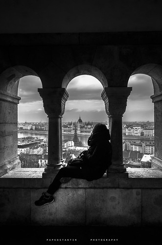 sigma clouds monochrome pentaxians hungary shapes budapest bnw window frame view art shadows figures cityscape myview river dunavis buda castle tower blackandwhite pentax city landscape figure