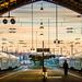 Train Station - Le Havre, France by Bill Adams
