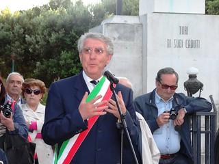 Il Sindaco Domenico Coppi