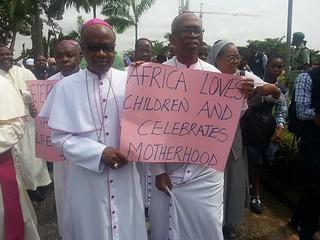 bishops marching 20140605 #2