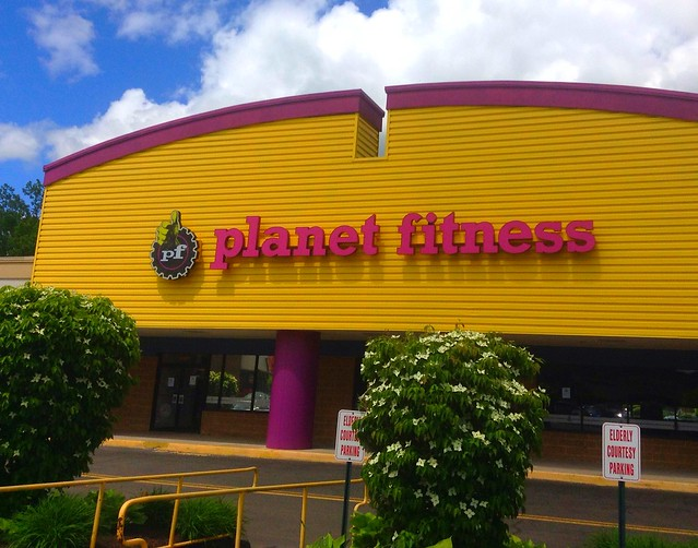 Planet Fitness from Flickr via Wylio