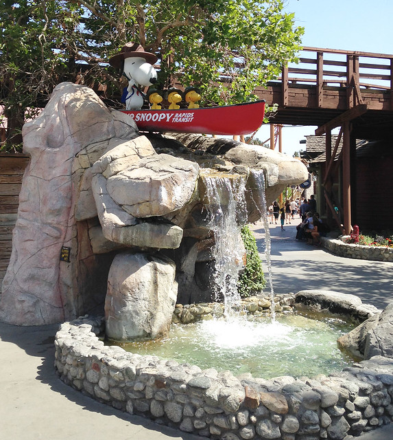 Knott's Berry Farm Summer 2014