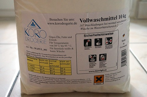 Koro Vollwaschmittel