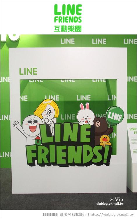 【台中line展2014】LINE台中展開幕囉!趕快來去LINE FRIENDS互動樂園玩耍去!(圖爆多)54