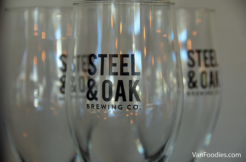 Steel & Oak Glasses
