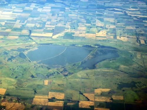 Cheyenne Bottoms Wetlands, Near Hoisington, Kansas