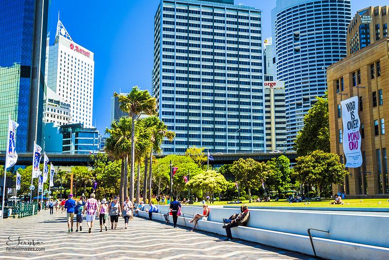 Australian Museum of Modern Art in Circular Quay