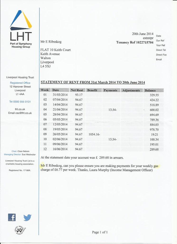 letter lht