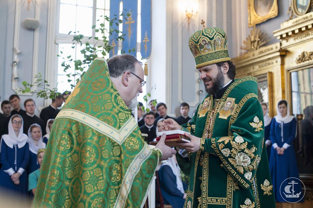 8 июня 2014, День Святой Троицы. Пятидесятница / 8 June 2014, The Holy Trinity Day. Pentecost