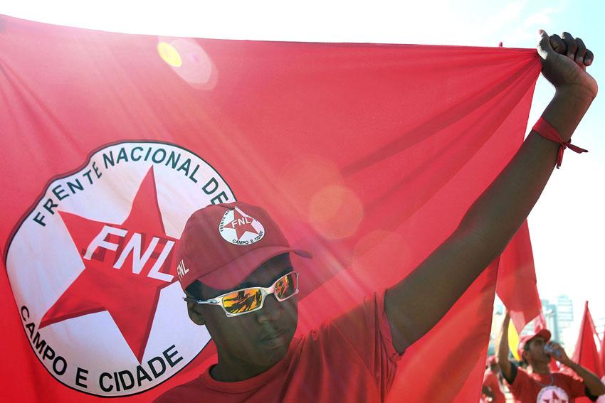 (27)BRASIL-SAO PAULO-MUNDIAL 2014-PROTESTA