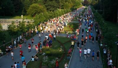 Nová trasa Olomouckého půlmaratonu na vlastní kůži!