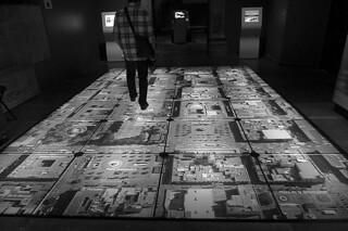 Guadalajara - Palacio del Gobierno Museo floor