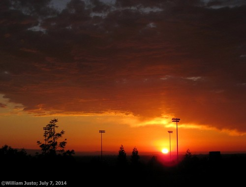 Another Warm Summer Day Draws To A Close (7-7-14) Photo #1