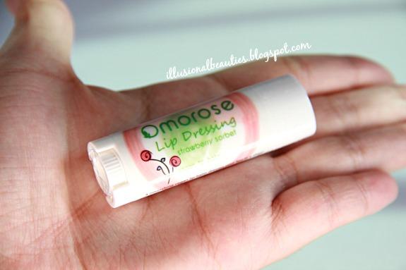 Omorose Lip Dressing Review