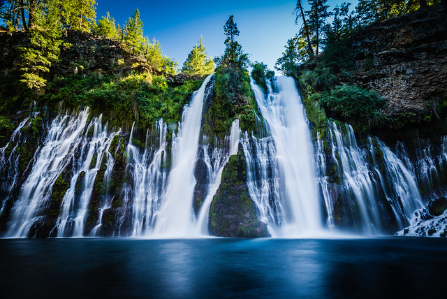 """Burney Falls"""