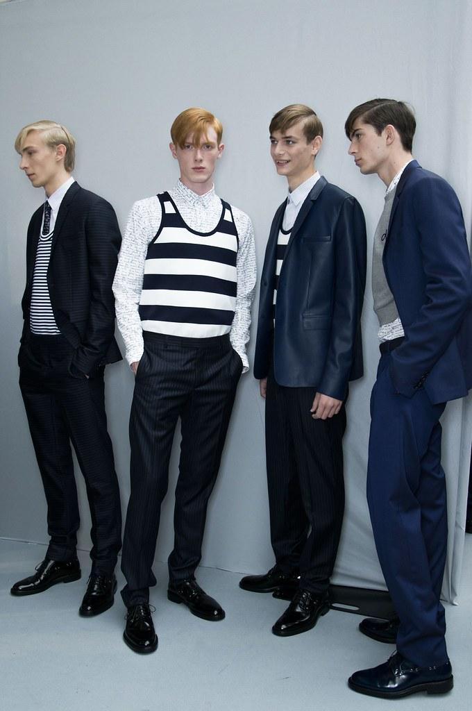 SS15 Paris Dior Homme261_Carol Sapinski, Linus Wordemann, John Meadows,  Matthieu Gregoire(fashionising.com)