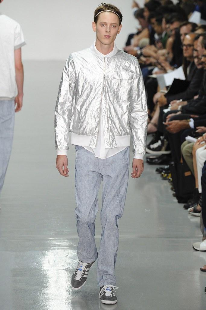SS15 London Richard Nicoll002_Ned @ Established Models(VOGUE)