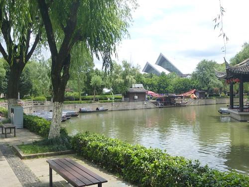 Zhejiang-Shaoxing-Ville-Canaux-Place (17)