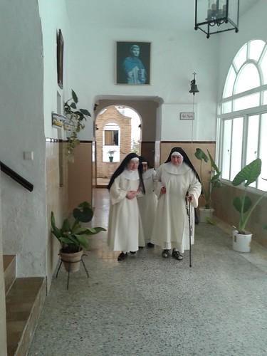 AionSur 14474928844_0b885875af_d Las Madres Dominicas de Arahal se despidieron de 4 siglos de historia Sociedad