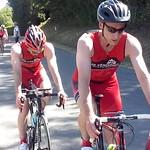 Triathlon Par Equipes De St Calais 2014