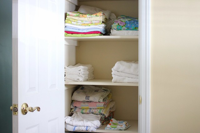 linen closet - deedle