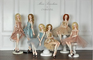 Miss Porcelain by Oasisdoll for HKDP 9