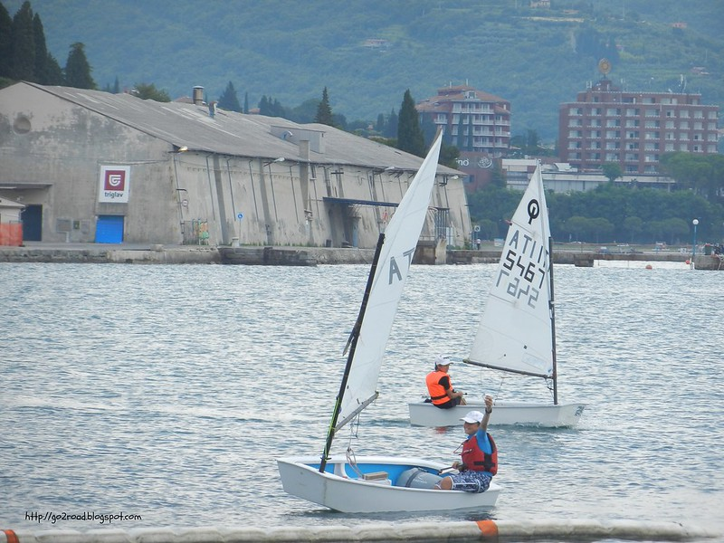 Водный спорт, Словения