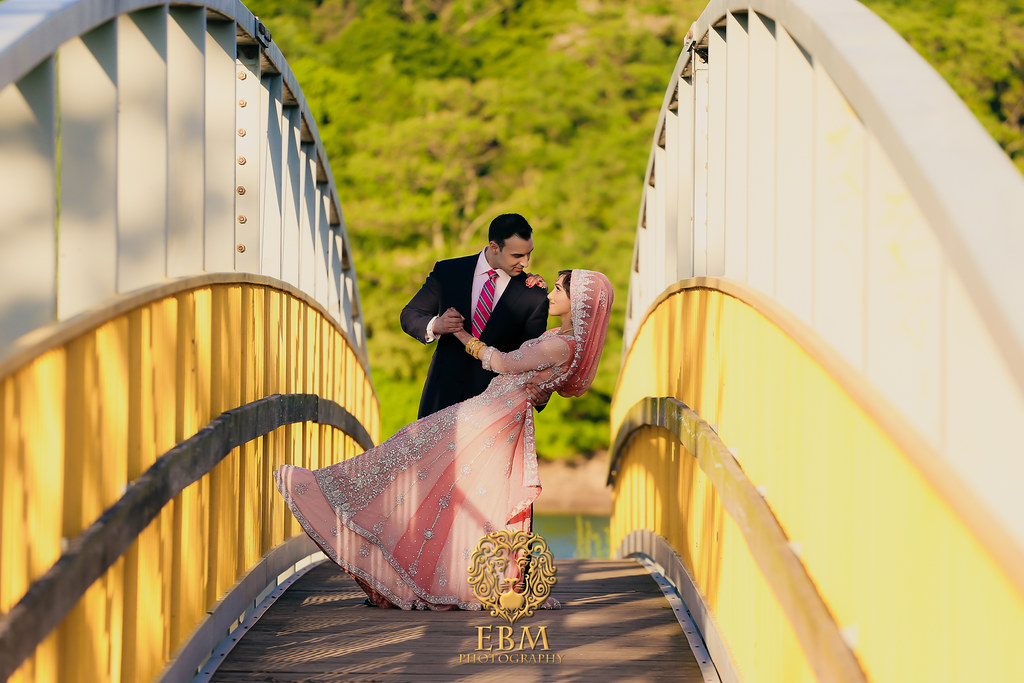 Aliya + Abid Wedding