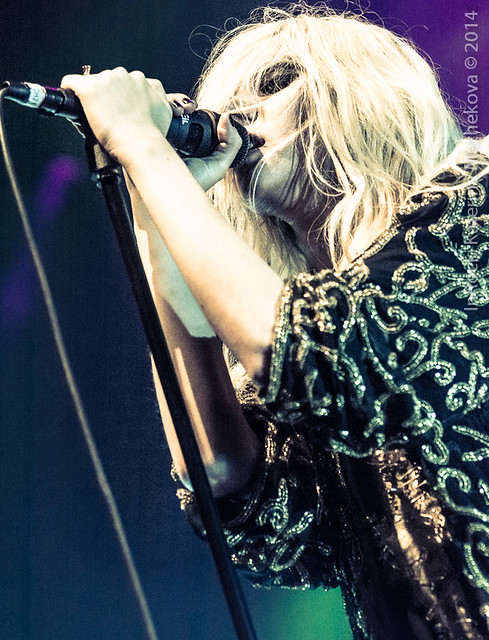 Taylor Momsen, Pretty Reckless
