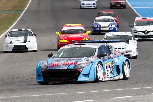 Campeonato de Andalucía de Velocidad en el Circuito de Jerez