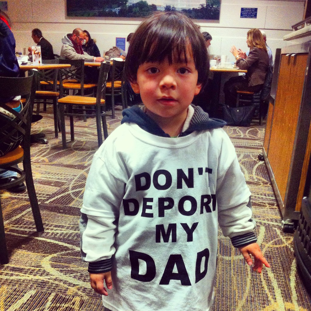 Don't deport my dad