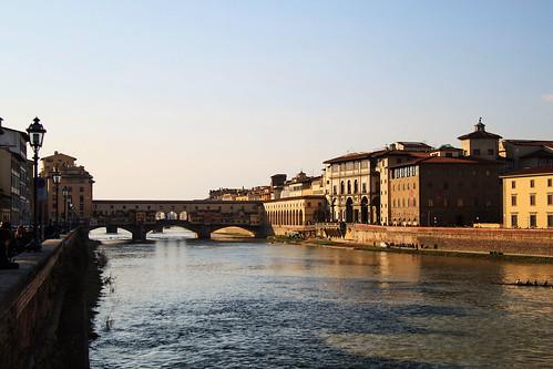 Firenze dalla vita di John Steinbeck