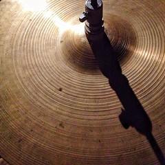 circle, cymbal,