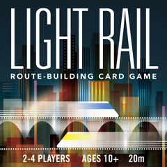 Light Rail: Route-Building Card Game