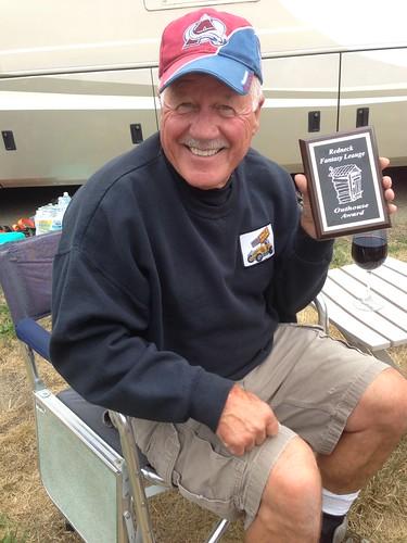 Jerry 2014 2nd Segment Outhouse Award