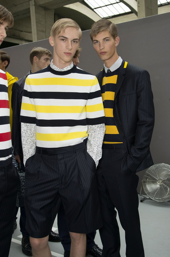 SS15 Paris Dior Homme216_Dominik Sadoch, Kevin Carlbom(fashionising.com)