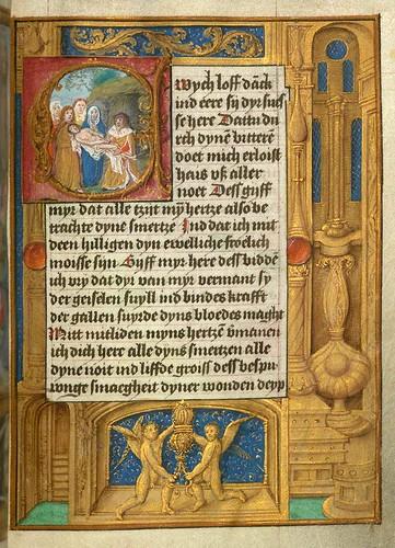 010-Libro de horas de Aussem-Art Walters Museum Ms. W.437